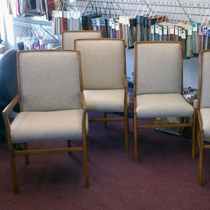 seattle upholstered business office chairs