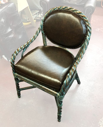 mcguire chair repair